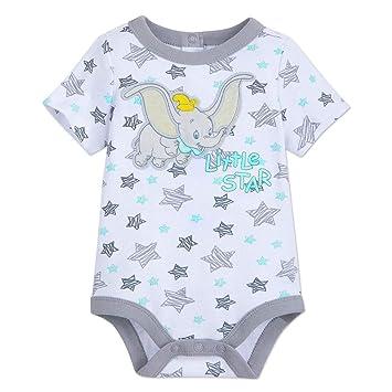 0806e33c8135c Amazon.com: Disney Dumbo Bodysuit for Baby Size 12-18 MO Multi: Baby