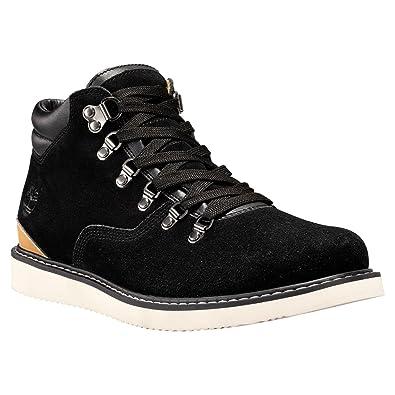 Homme Timberland Newmarket Chaussures Hiker Noir rHrwqEF