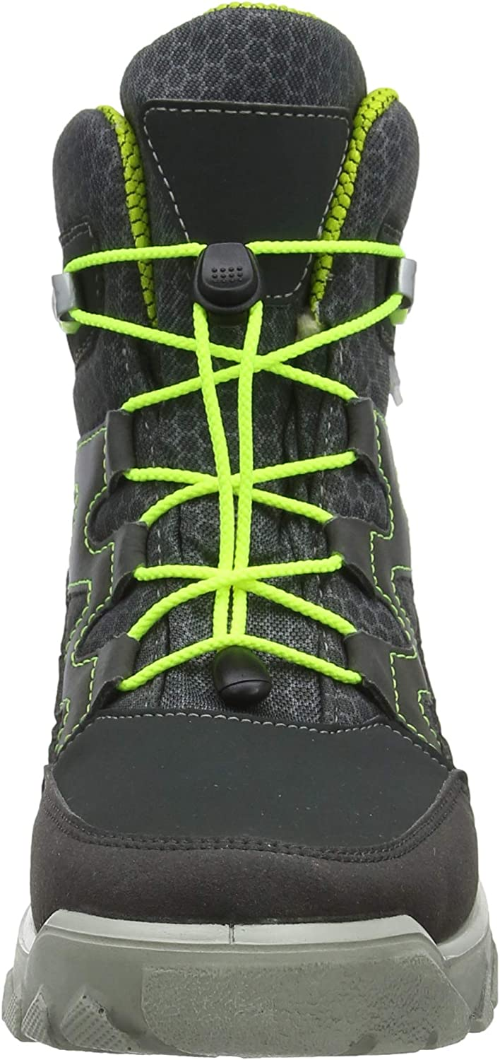 Ricosta Boys Kulm Hi-Top Trainers
