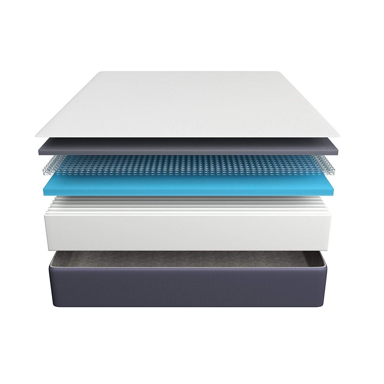 SIMBA Hybrid Colchón, 105 x 190 cm | Colchones viscoelasticos | Superficie hipoalergénica | Concebido para Lograr un sueño óptimo: Amazon.es: Juguetes y ...