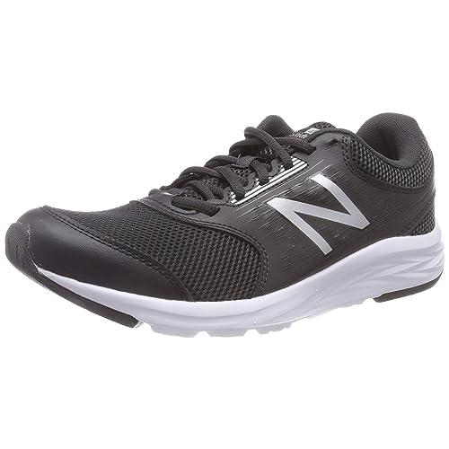 New Balance 411 Zapatillas de Running para Mujer Negro Black Silver Black Silver 40 EU