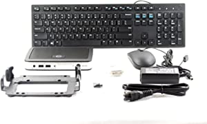 Dell Wyse 4NH9X 5030 Mini Desktop, 512 MB RAM, 32 MB Flash, Black
