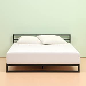 Zinus Memory Foam 8 Inch Green Tea Mattress