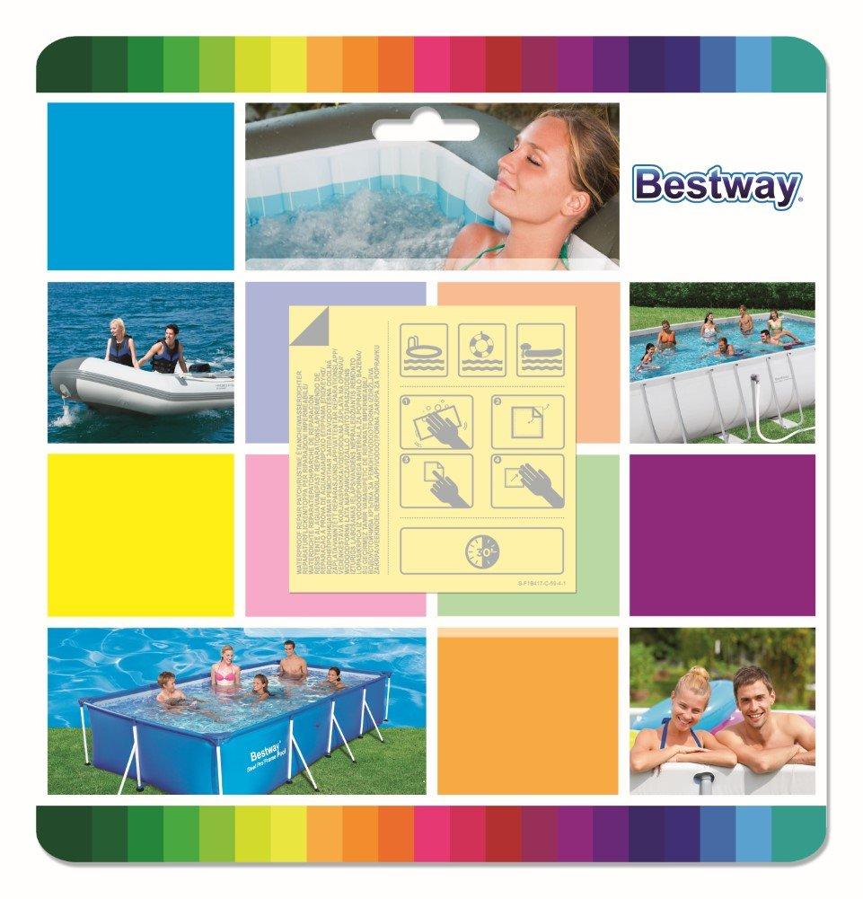 Bestway Underwater Adhesive Pool Repair Kit 62091