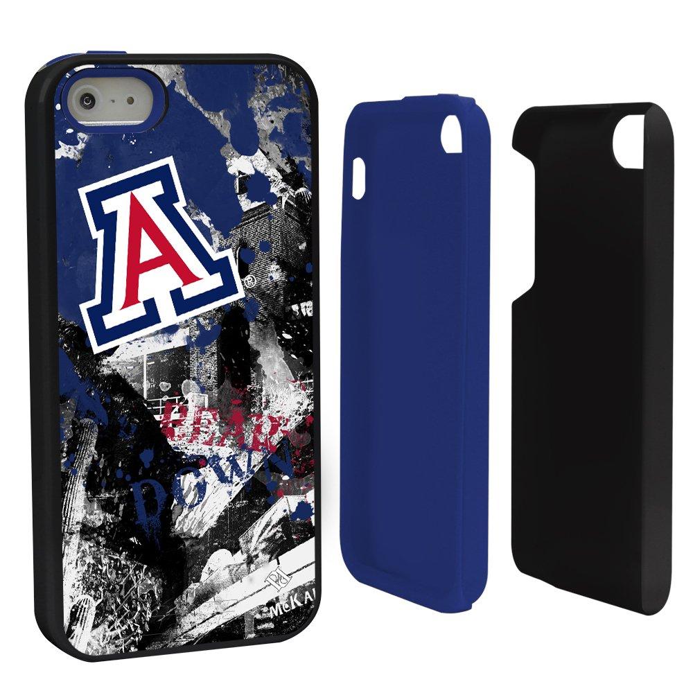 Guard Dog NCAA Paulson Designs Hybrid Case for iPhone 5/5S Black US Digital Media Inc C1EF24