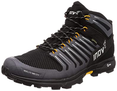 Inov-8 Mens Roclite 345 GTX - Waterproof Gore Tex Hiking Boots - Lightweight -