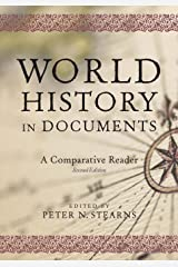World History in Documents: A Comparative Reader Paperback