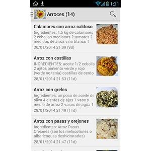 Recetas ollas programables (Newcook, GM, etc..): Amazon.es: Appstore para Android