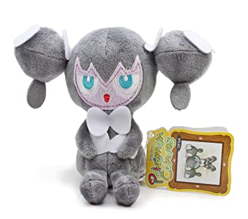 Pokemon Center Gothorita Gothimuru Canvas Plush