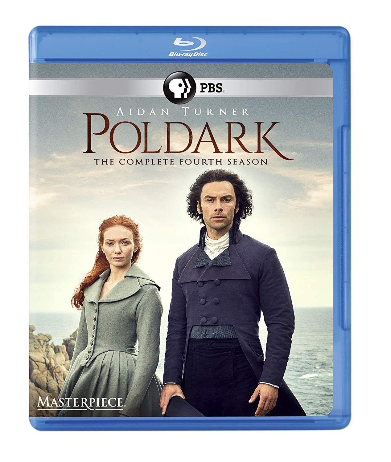 Poldark: The Complete Fourth Season (Masterpiece) [Blu-ray] [Import]