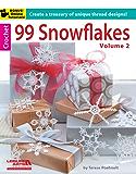 99 Snowflakes, Volume 2 (English Edition)