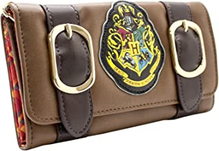 Warner Harry Potter Hogwarts Alumni Marrone portafoglio 28868