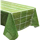 Football Field Tablecovers (2), Boys' Birthdays, Football Party Supplies, Game Day Decorations