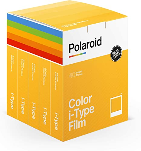Polaroid 6010 Sofortbildfilm Farbe Fûr I Type 5 Kamera