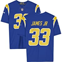 Derwin James Los Angeles Chargers Autographed Nike Royal Blue 2nd Alternate Limited Jersey - Autographed NFL Jerseys photo