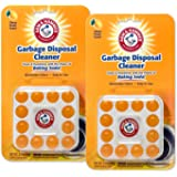 Arm & Hammer 24-Count Sink Garbage Disposal Cleaner, Freshener & Deodorizer Capsules Citrus Scent, with Power of Baking…