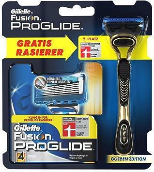 Gillette Fusion ProGlide 4 Cuchilla rasuradora con 1-pack (1 x 0163 gramos): Amazon.es: Salud y cuidado personal