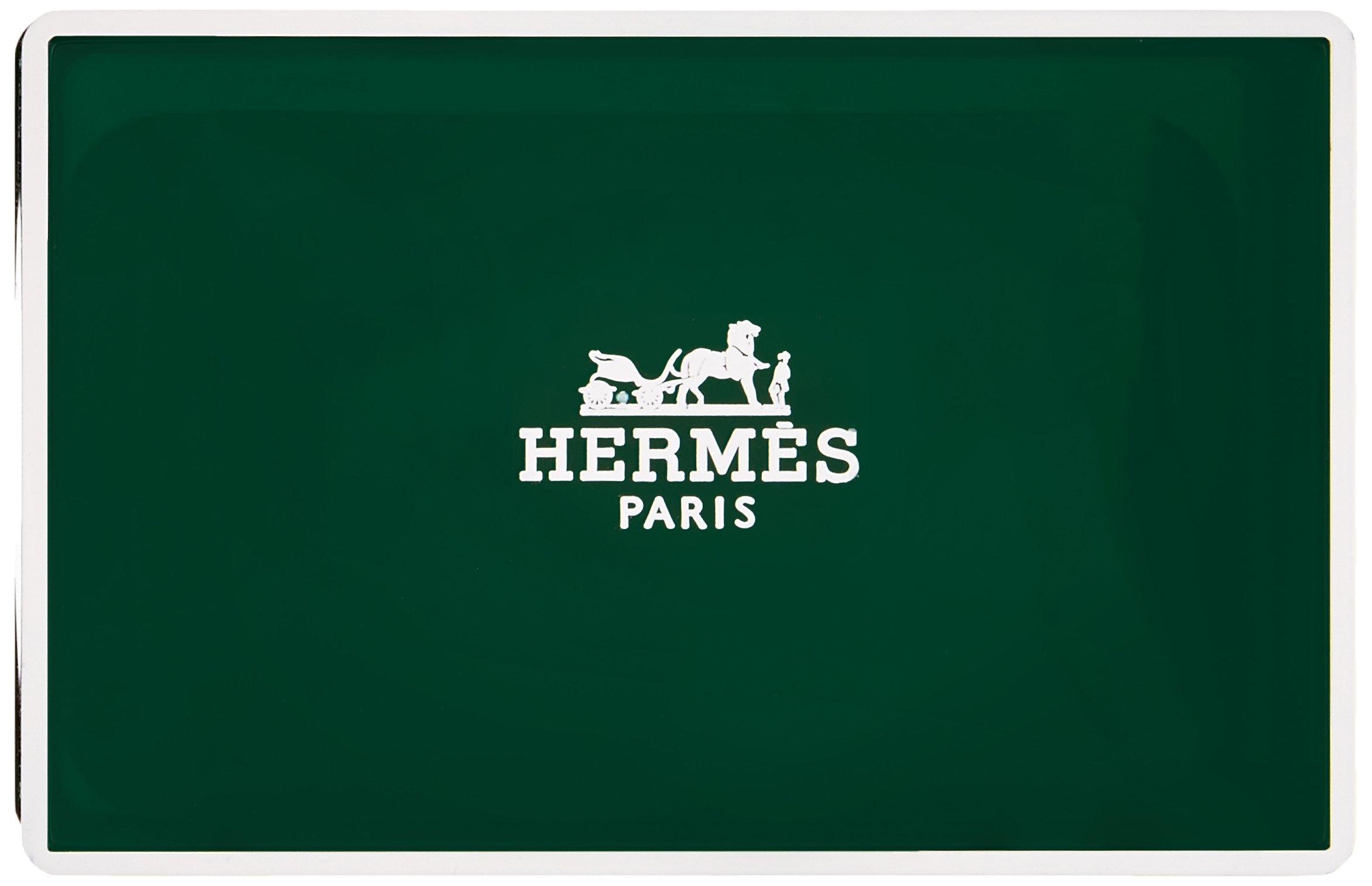 Three (3) Luxury Hermès Paris Eau d'Orange Verte Gift Soaps (total 15.6 Ounces/450 Grams) Of Beautifully Boxed Jumbo Perfumed Soaps / Savon Parfumes - Each Fragranced Hermès Jumbo Soap Is 5.2oz/150g by Hermes (Image #2)
