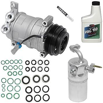 Universal aire acondicionado KT 4805 a/c compresor/Componente Kit: Amazon.es: Coche y moto
