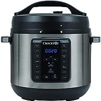CrockPot Crock-Pot Express Crock XL Multi Cooker, One Pot, Pressure Cooker, Stainless, CPE300