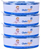 ChoiceRefill for Angelcare Nappy Pails System (4-pack)