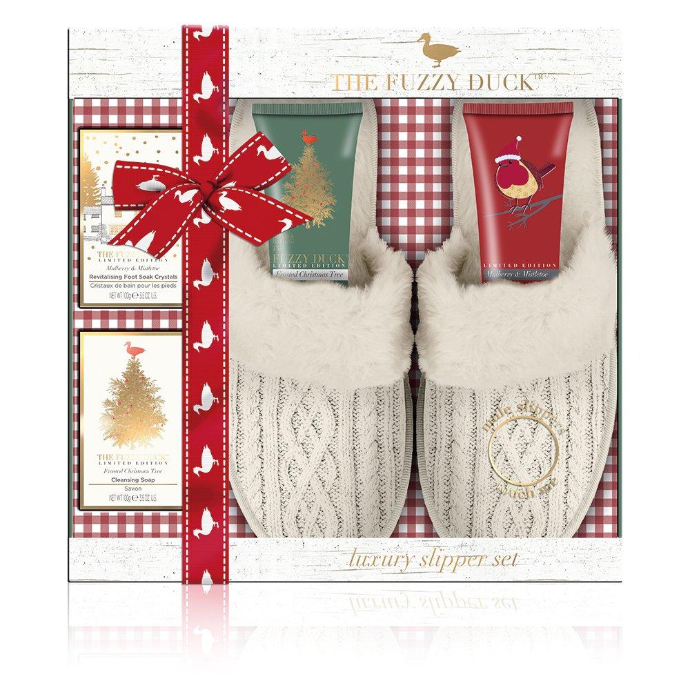 Baylis & Harding Fuzzy Duck - Zapatillas de invierno de lujo ...