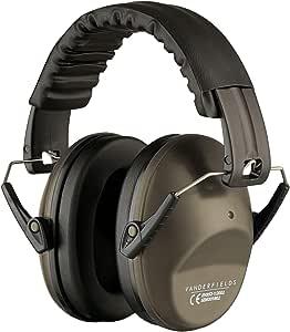 Vanderfields - Ear Defenders Hearing Protection Earmuffs