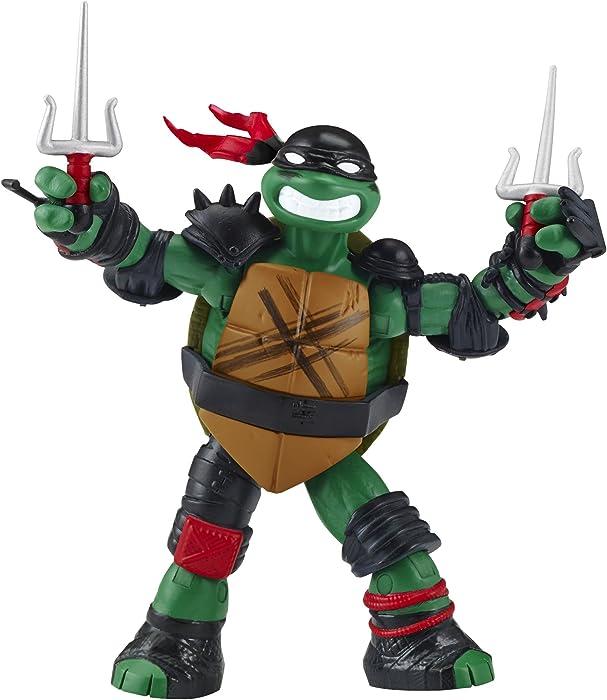 Teenage Mutant Ninja Turtles Super Ninja Raphael Action Figure