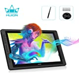 Drawing Monitor HUION KAMVAS Pro 22 Pen Tablet Display with Battery-Free Stylus and 8192 Pen Pressure 21.5 inch GT-221 PRO V2