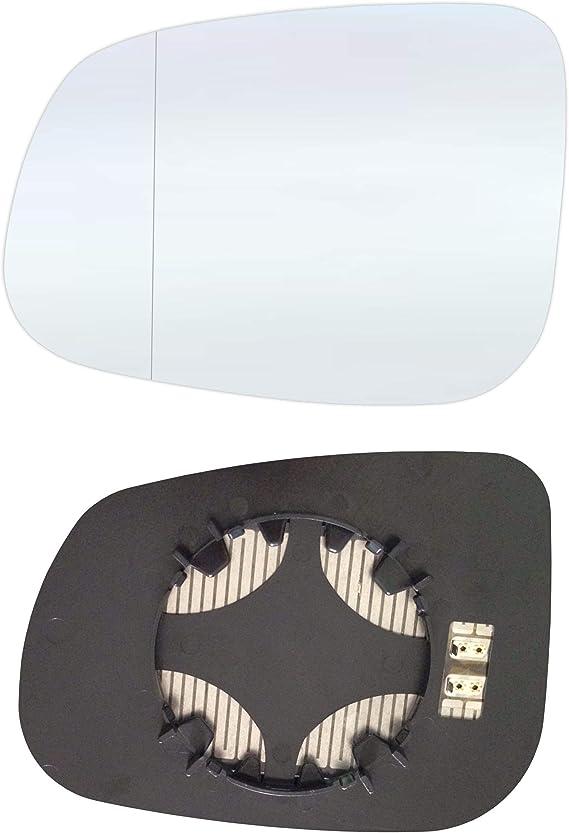 Links Fahrerseite Asphärish Spiegelglas Mit Platte Und Heizung Am Vov7007 Lwah Auto