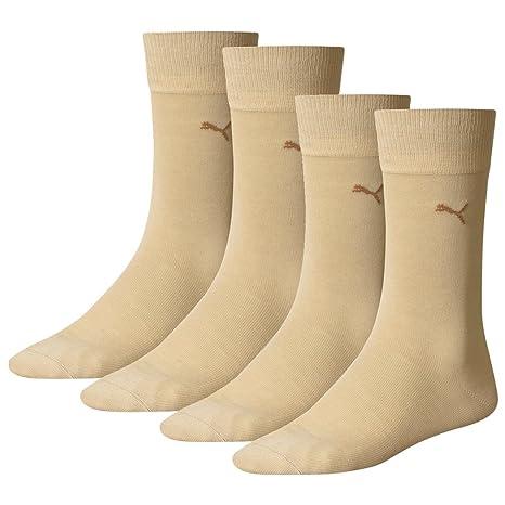 Puma Calcetines de hombre Classic Business, 4pares beige ...