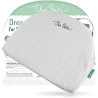 Cher Bébé Wedge Pillow for Halo and Chicco LullaGo Bassinets | High Incline for Reflux and Colic | Cotton and Waterproof…