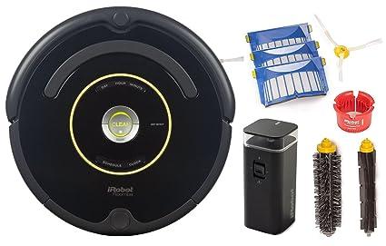 Irobot Roomba 650 Robot.Amazon Com Irobot Roomba 650 Robotic Vacuum Cleaner Vacuum