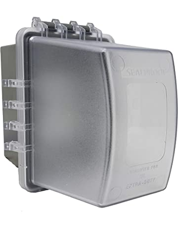 average cost to install outdoor outlet