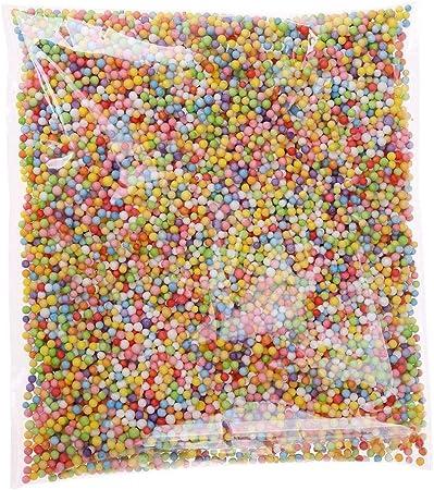 ULTNICE 12cm Styroporkugeln Schaumkugeln Styroporb/älle Weihnachtskugeln f/ür DIY Basteln Kunst Handwerk Heimwerk Material Weihnachtsanh/änger Christbaumschmuck Wei/ß