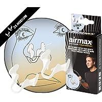 Airmax sport neusspreider | 2x maat Medium | Kleur transparant | Met gratis opbergdoosje | Beter ademhalen door de neus…