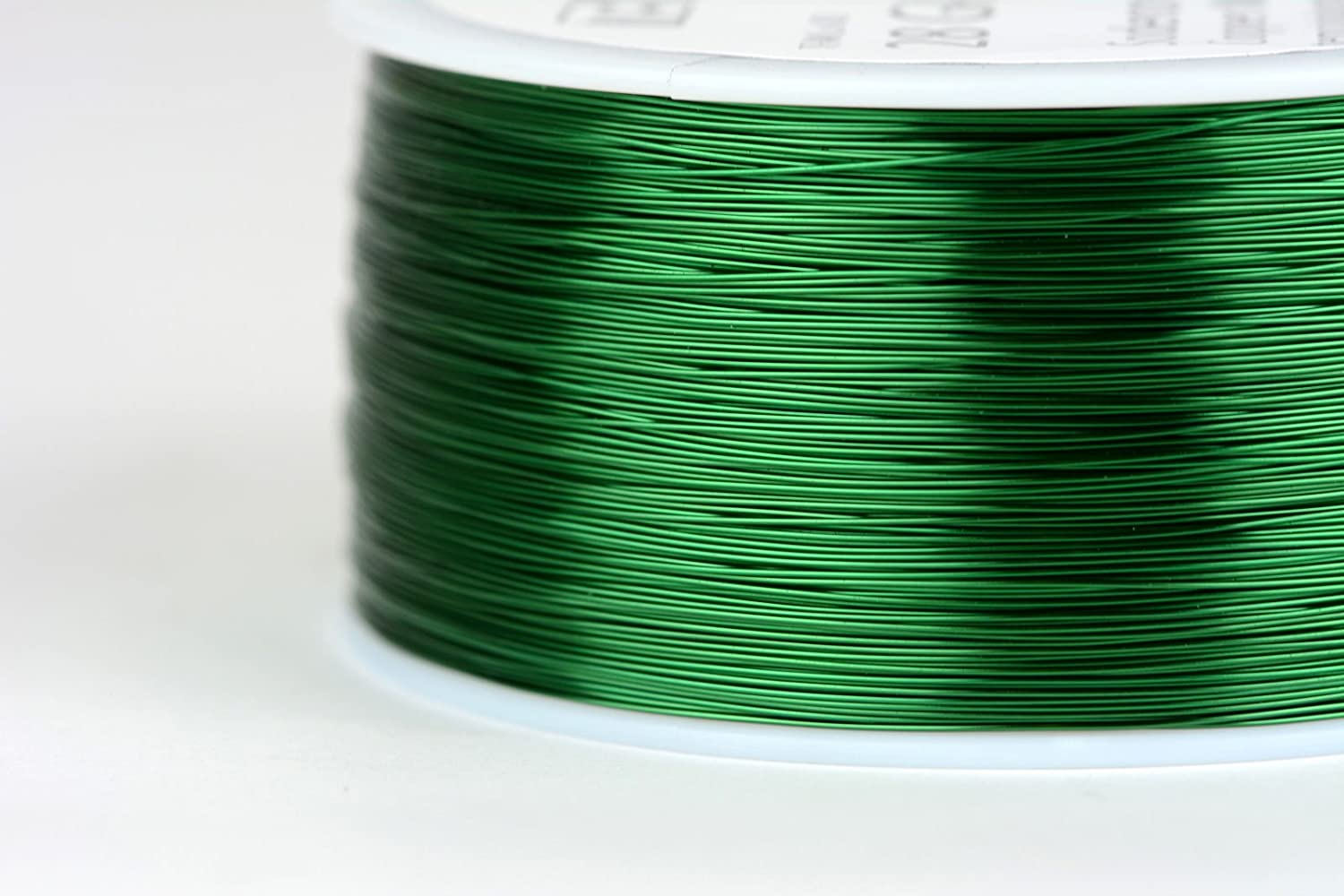 1 lb 1988 ft 155/°C Magnetic Coil Green TEMCo 28 AWG Copper Magnet Wire