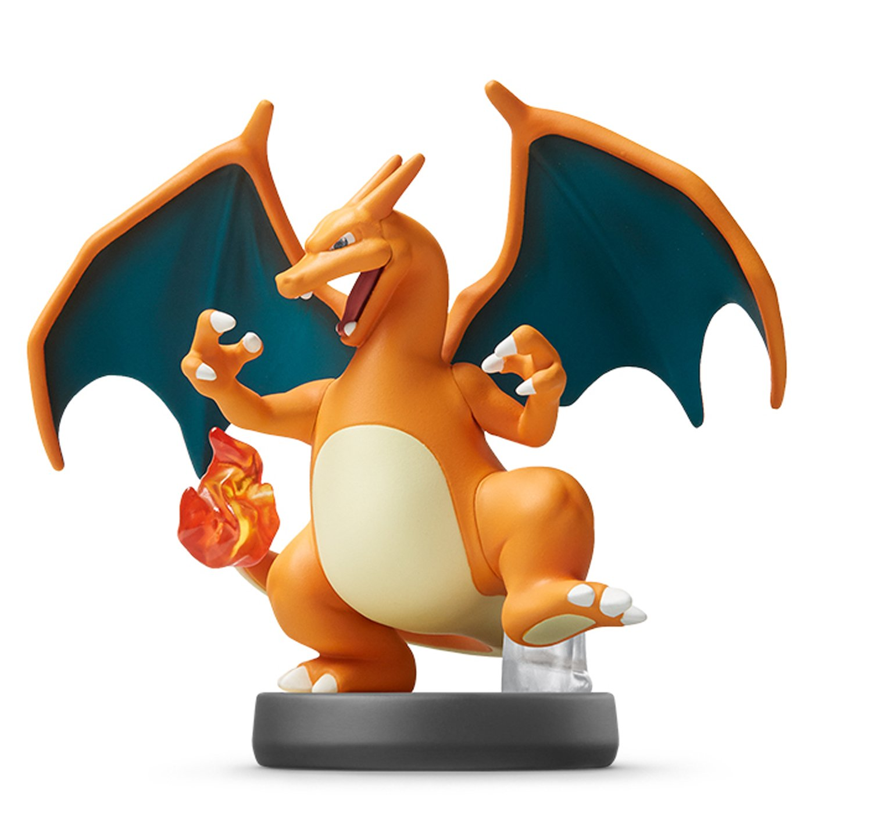 Charizard amiibo - Japan Import (Super Smash Bros Series) by Nintendo