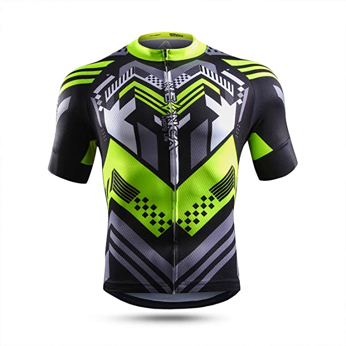 Neenca Men's Cycling Jersey