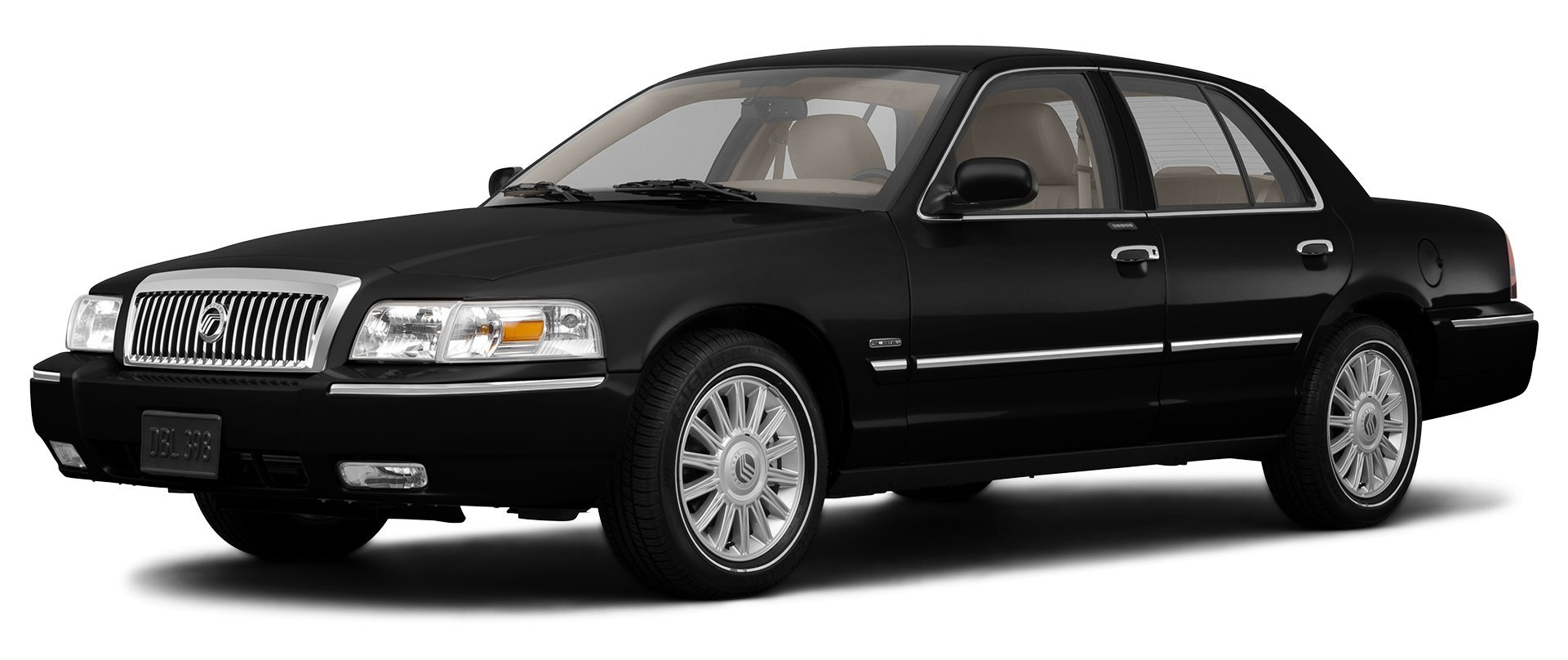 2011 Lincoln Town Car Signature L, 4-Door Sedan, 2011 Mercury Grand Marquis  LS, 4-Door Sedan