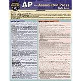 AP - Associated Press Style Guide: a QuickStudy Laminated Reference (Quickstudy Reference Guide)