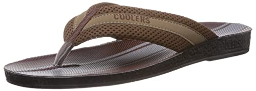 Coolers (from Liberty) Men's Flip Flops and Home Slippers Men's Flip-Flops & Slippers at amazon