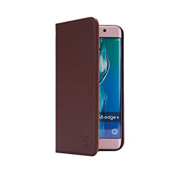 32nd classic series real leather book wallet case amazon co uk32nd classic series real leather book wallet case cover for samsung galaxy s6 edge plus