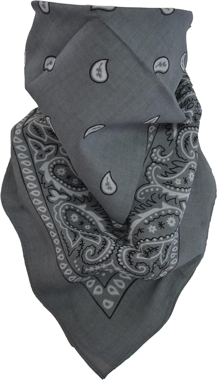 normani 3 /× Rocker /& Biker Bandana Cap Kopftuch Halstuch in vielen Ausf/ührungen