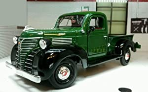 Motormax 1: 24 1941 Plymouth Pickup Die-Cast Vehicle ( Colors may vary )