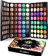 Sebami Sombras para Ojos, Paleta de Sombra de Ojos Paleta de Maquillaje Kit Set Profesional Sombra de Ojos (120 Colores)