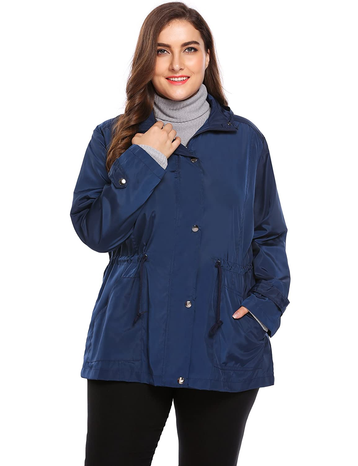 9942df86f58 Top 10 wholesale Waterproof Womens Rain Anorak Jacket - Chinabrands.com