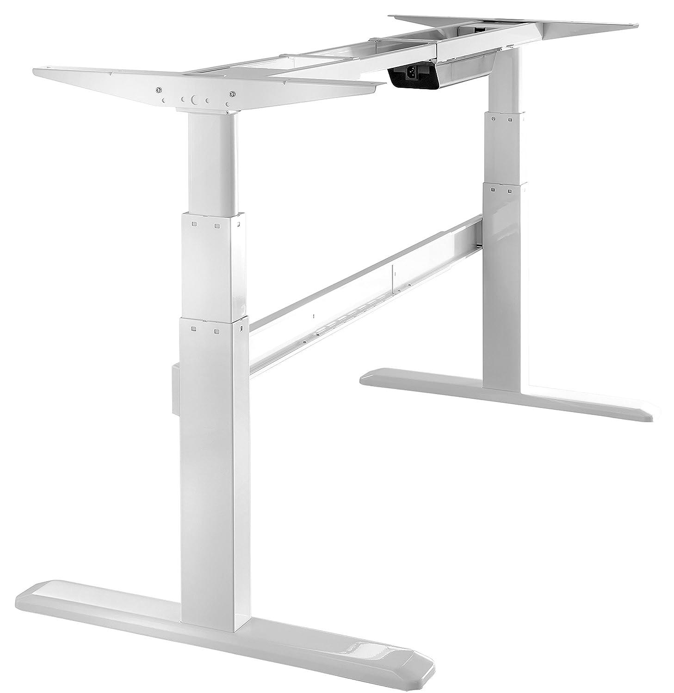 Schwarz stufenlos verstellbar 65-120 cm Celexon elektrisch h/öhenverstellbarer Schreibtisch Professional eAdjust-65120B h/öhenverstellbares Tischgestell passt zu Allen g/ängigen Tischplatten