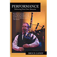 Performance: Delivering Your Own Awesome book cover