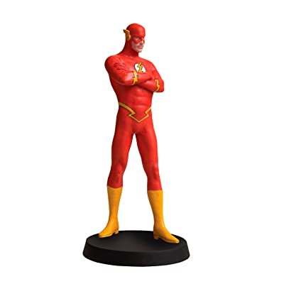 Eaglemoss DC Comics Super Hero Collection: The Flash Figurine: Toys & Games